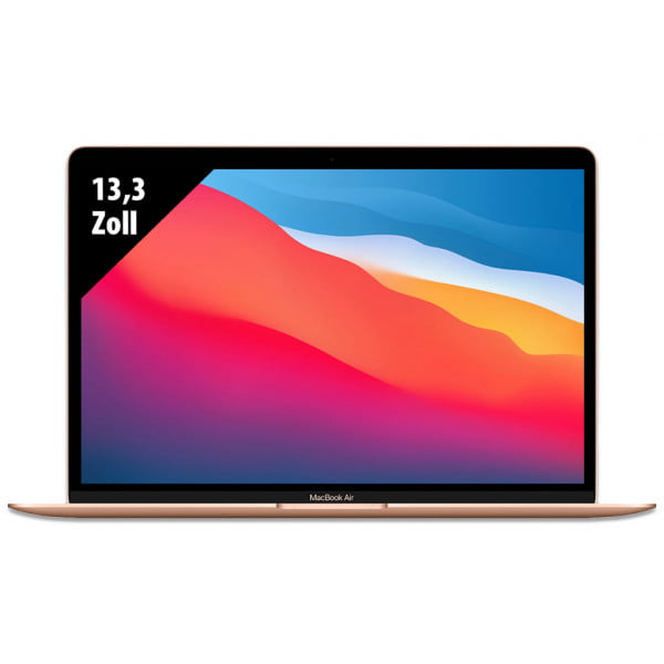 Apple MacBook Air (2020) Gold - 13