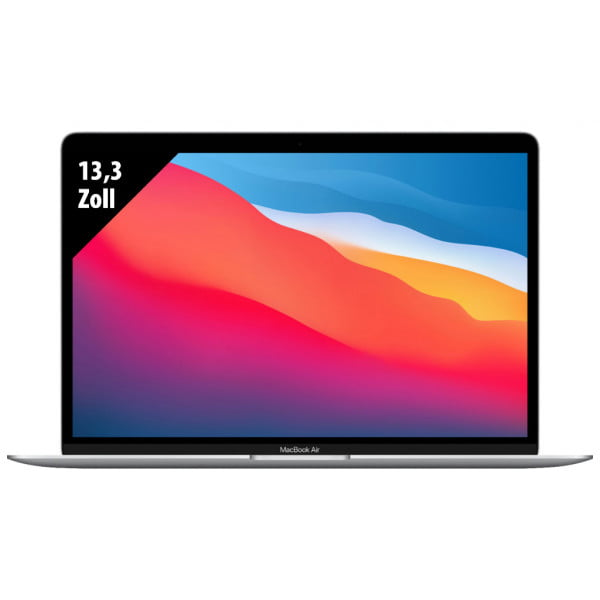 Apple MacBook Air (2020) Silver - 13