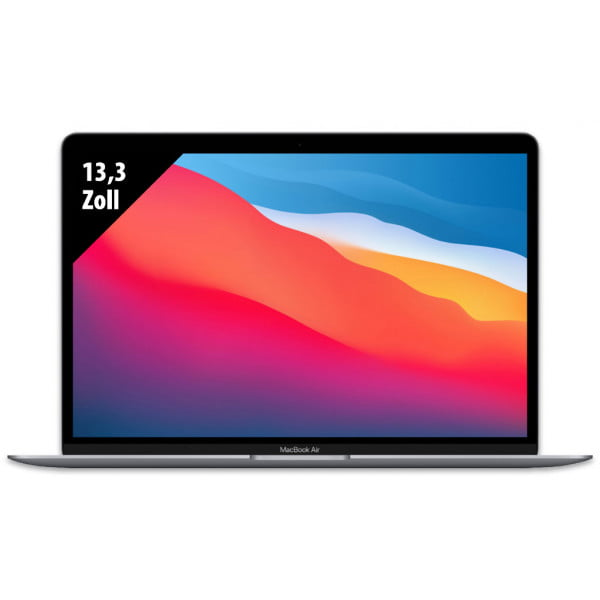 Apple MacBook Air (2020) Space Gray - 13