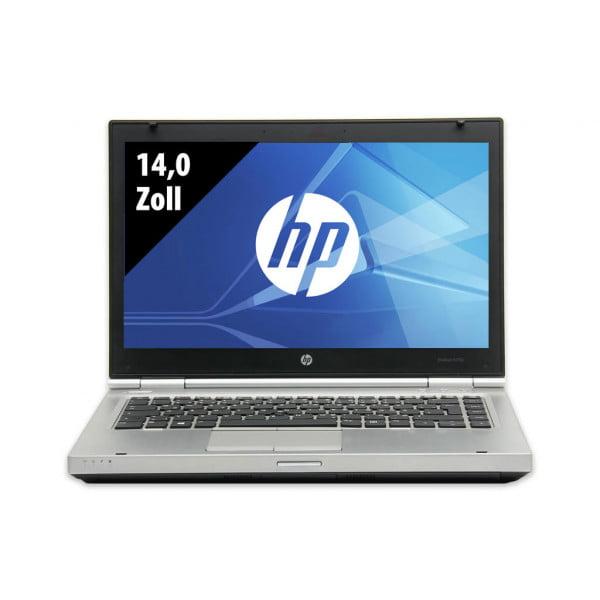 HP EliteBook 8470p - 14
