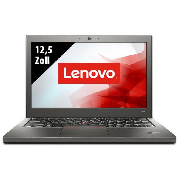 Lenovo ThinkPad X240 - 12