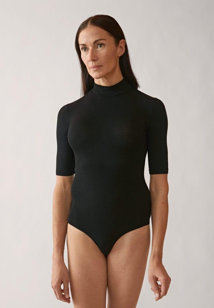 Bodysuit Aasa In Black von ArmedAngels