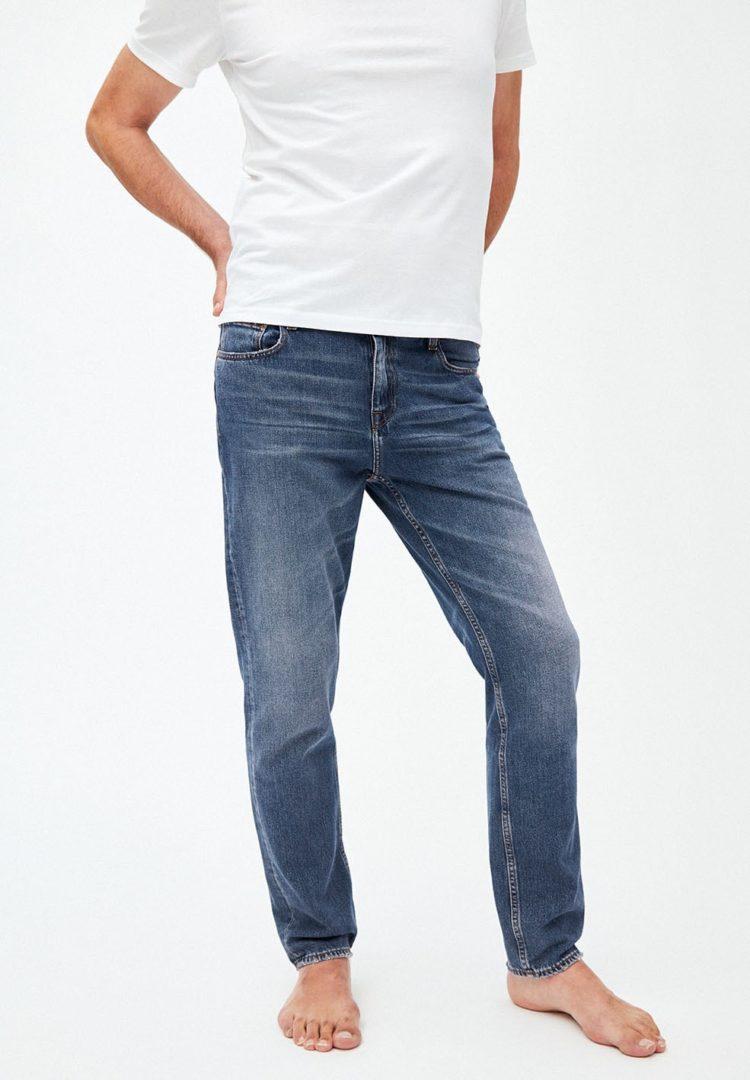 Jeans Dylaan In Used Blue von ArmedAngels