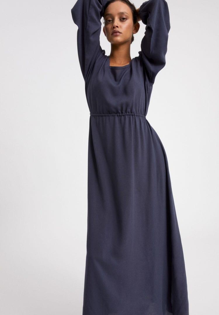 Kleid Ileanaa In Indigo von ArmedAngels