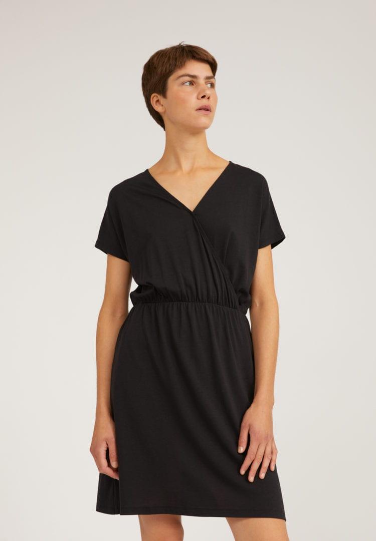 Kleid Laavi In Black von ArmedAngels