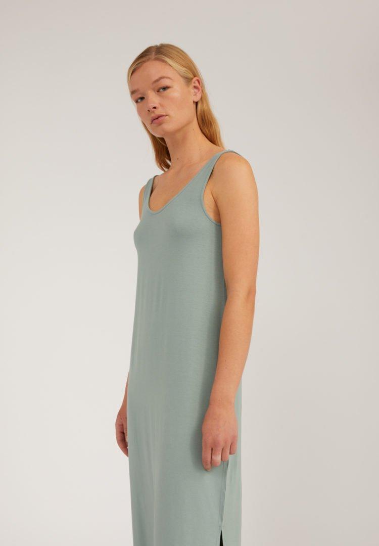 Kleid Madalenaa In Eucalyptus Green von ArmedAngels