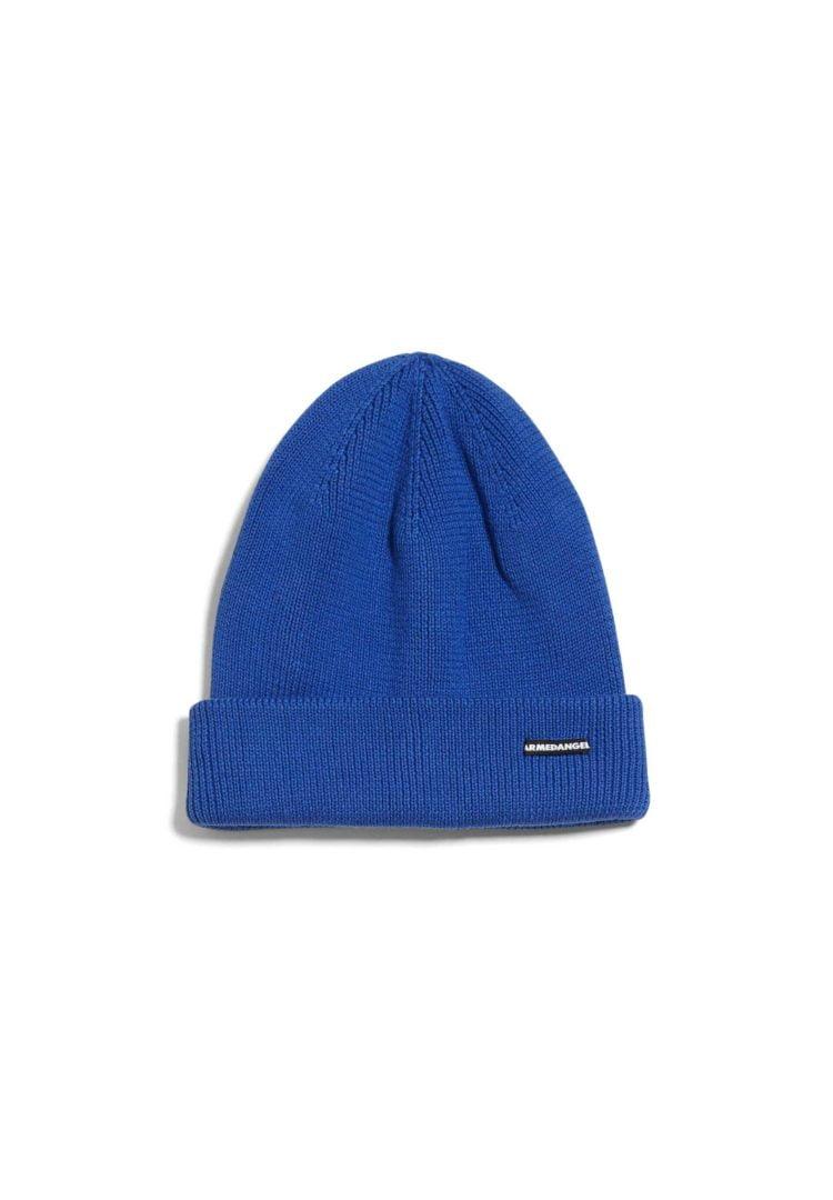 Mütze Faabio Soft In Mazarine Blue von ArmedAngels