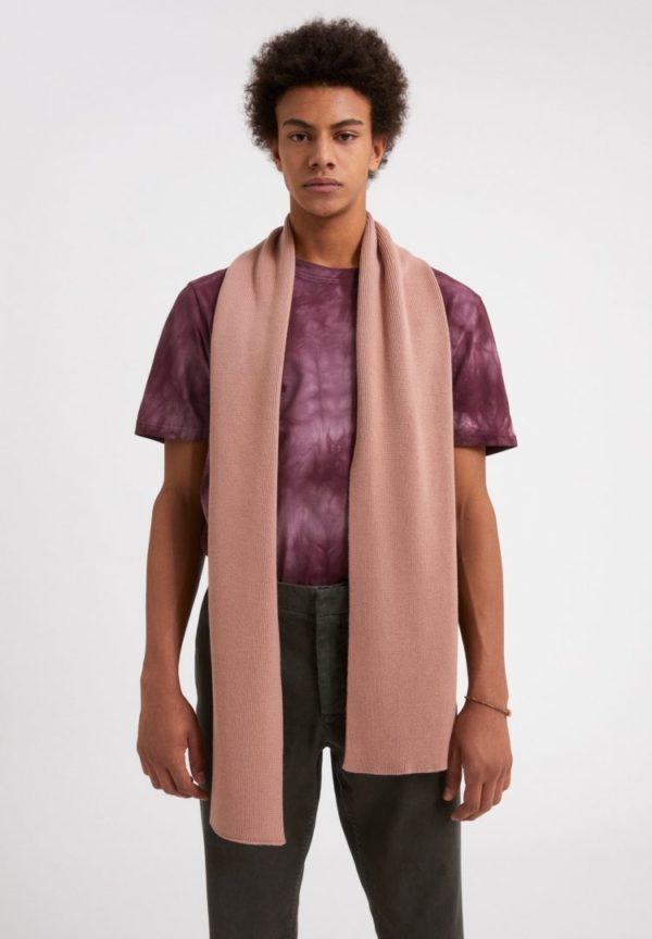 Schal Faabero Earthcolors ® In Natural Dusty Rose von ArmedAngels