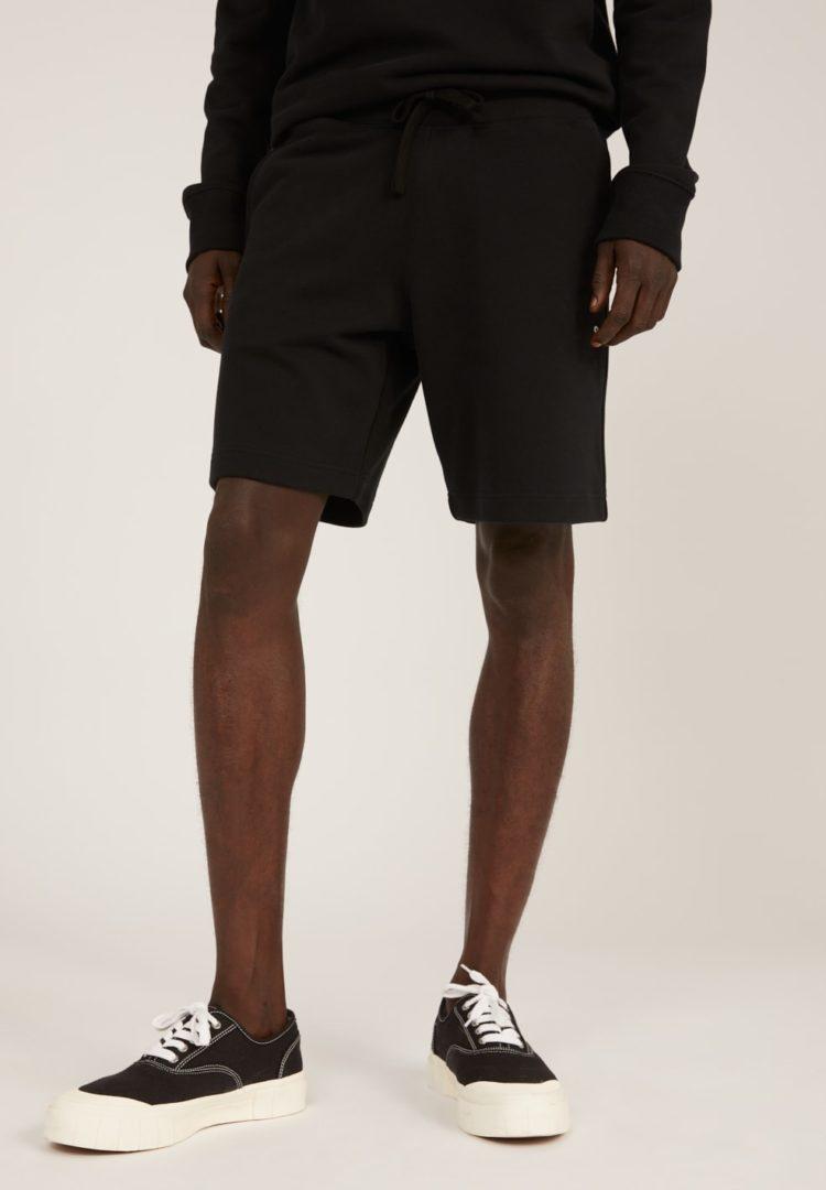 Shorts Maarcel Comfort In Black von ArmedAngels