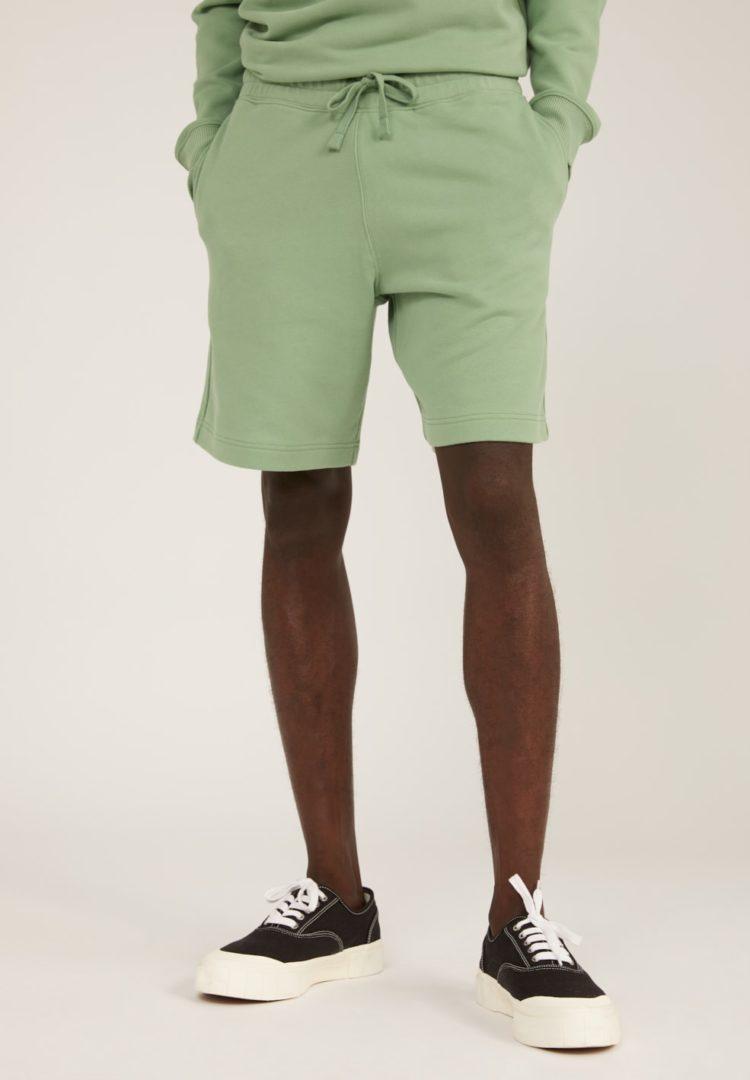 Shorts Maarcel Comfort In Misty Grass von ArmedAngels