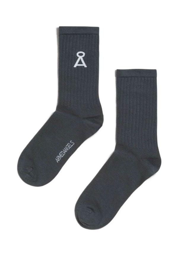 Socke Saamu In Acid Black von ArmedAngels