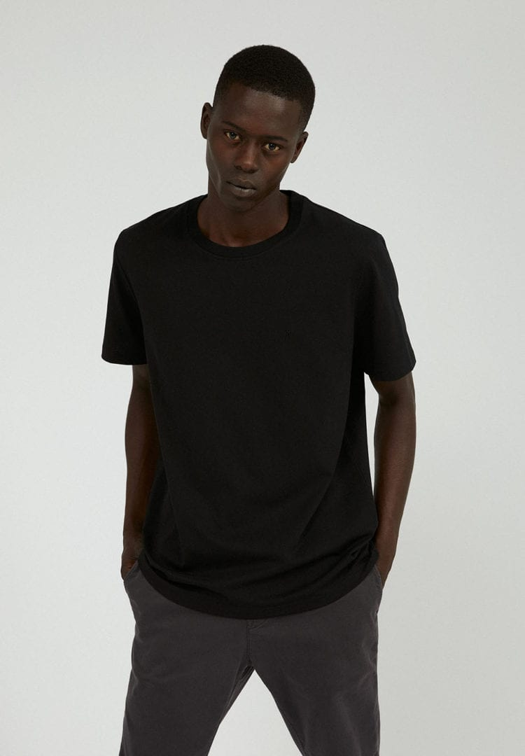 T-shirt Aado In Black von ArmedAngels