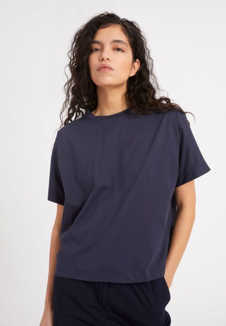 T-shirt Kajaa Mercerized In Night Sky von ArmedAngels