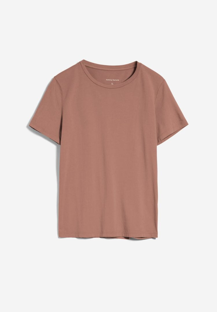 T-shirt Maraa Earthcolors® In Natural Dusty Rose von ArmedAngels