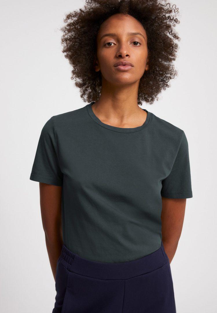 T-shirt Maraa Earthcolors® In Natural Indigo von ArmedAngels