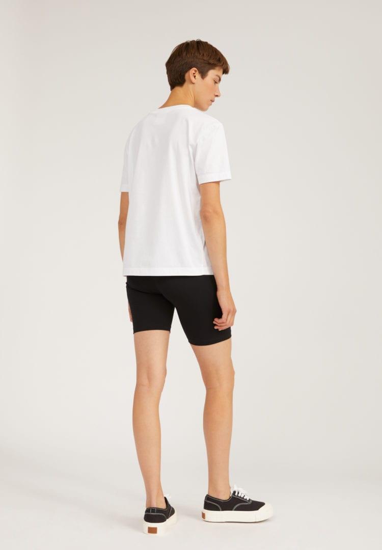 T-shirt Miaa Nature Knows In White von ArmedAngels