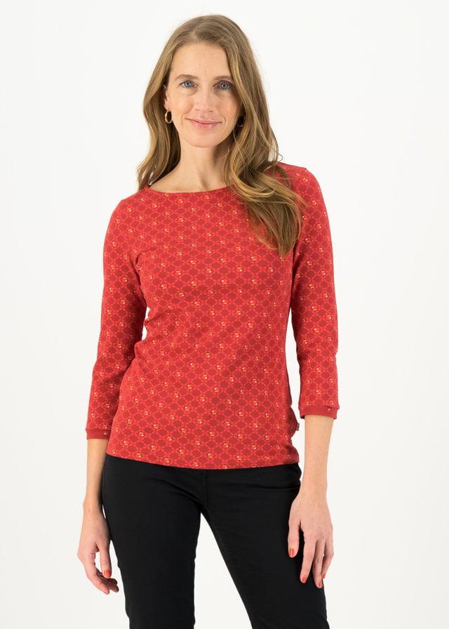 Jersey Shirt Oh Marine Rot von blutsgeschwister