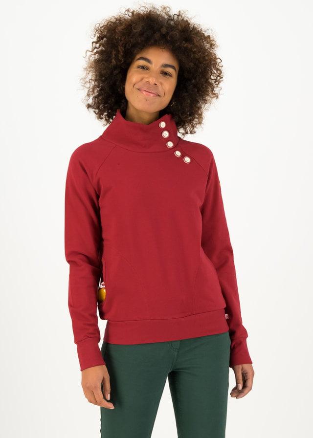 Sweater Oh So Nett Rot von blutsgeschwister