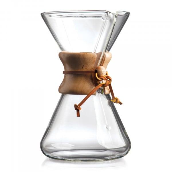 '-Kaffeekaraffe mundgeblasen für bis zu 8 Tassen von Chemex