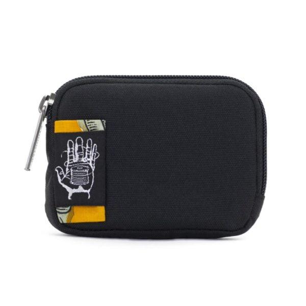 Coyopa Pouch Geldbörse RFID Block Ballistic Black von Ethnotek