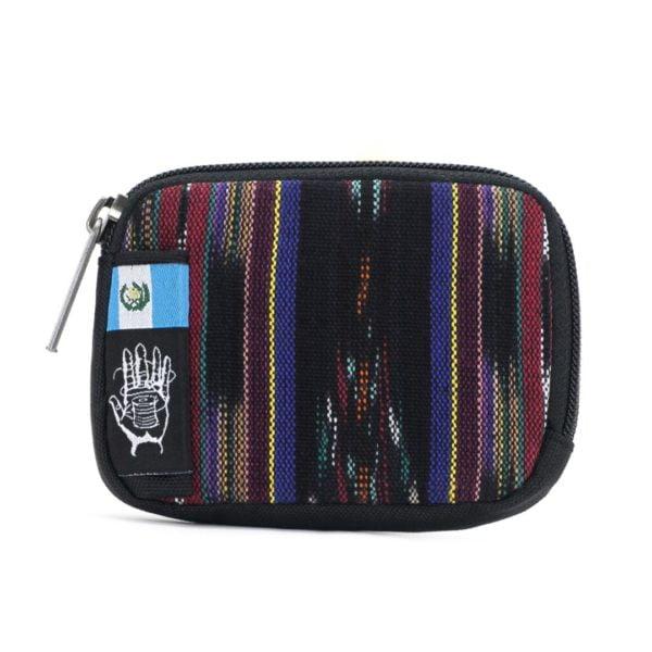 Coyopa Pouch Geldbörse RFID Block Guatemala 10 von Ethnotek