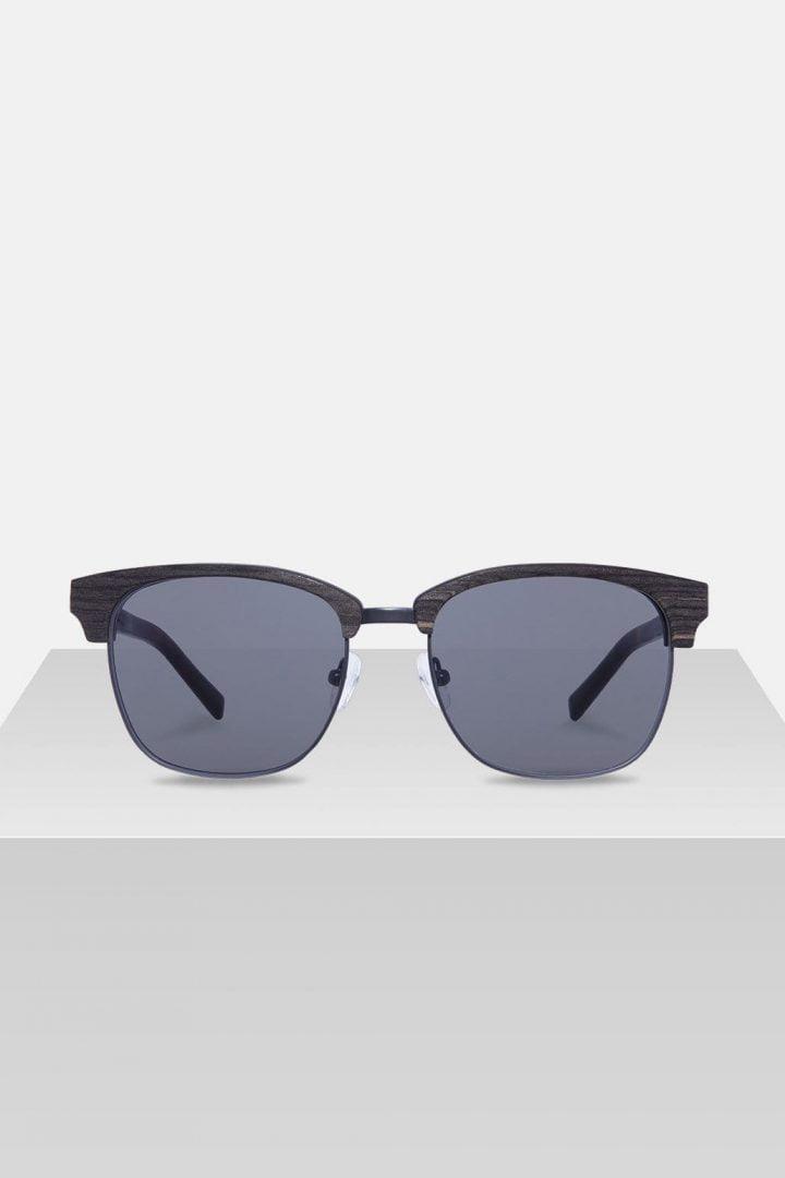 Sonnenbrille Albert - Ebony von Kerbholz