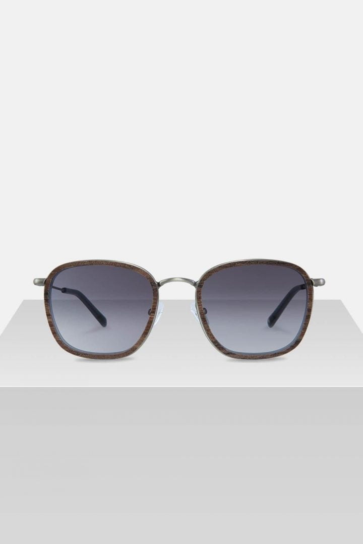 Sonnenbrille August - Walnut von Kerbholz