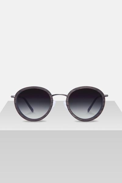 Sonnenbrille Berthold - Blackwood von Kerbholz
