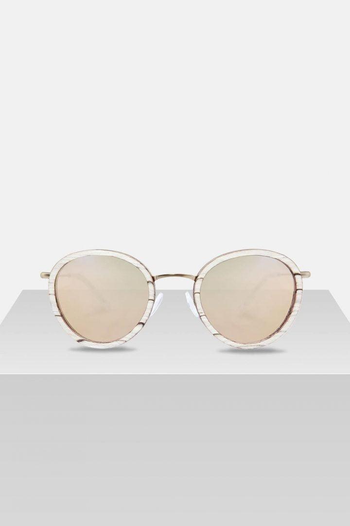 Sonnenbrille Berthold - White Birch von Kerbholz