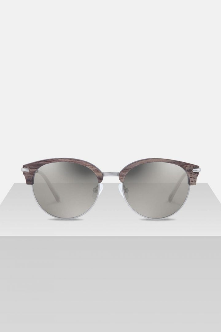 Sonnenbrille Carl - Walnut von Kerbholz