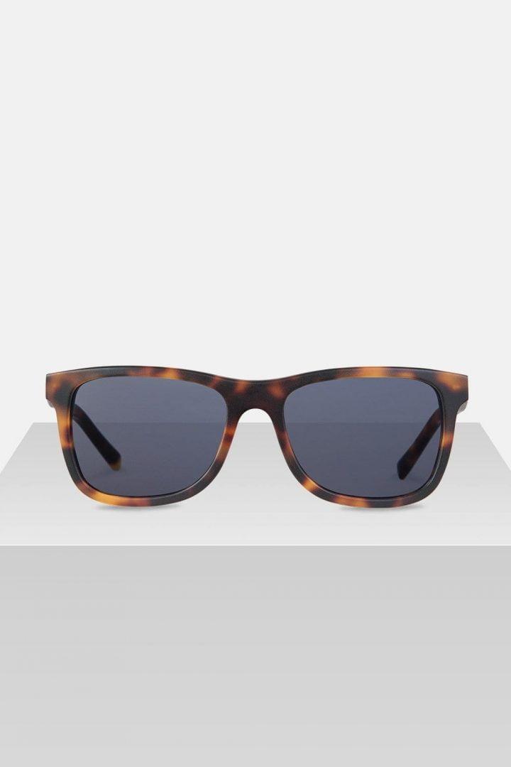 Sonnenbrille Justus - Light Havanna von Kerbholz