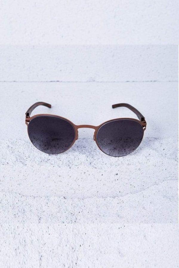 Sonnenbrille Mark - Copper von Kerbholz