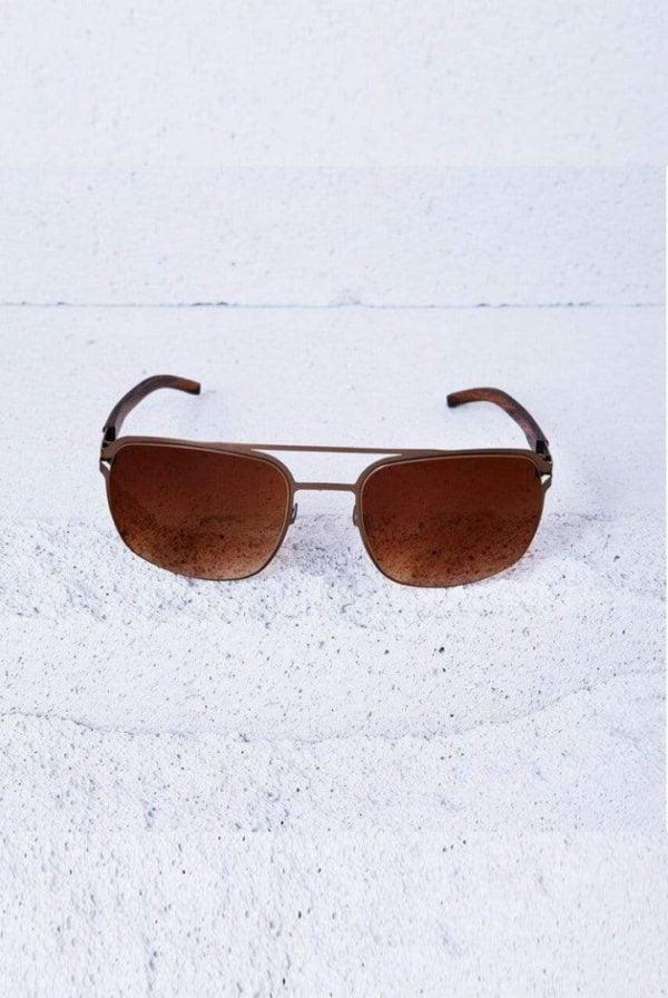 Sonnenbrille Max - Bronze von Kerbholz