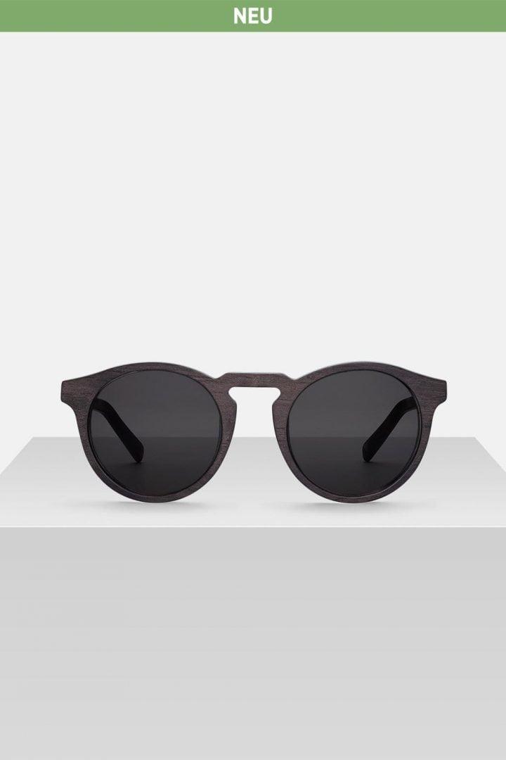 Sonnenbrille Rieke - Blackwood von Kerbholz