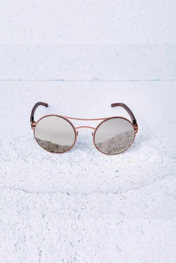 Sonnenbrille Tom - Copper von Kerbholz