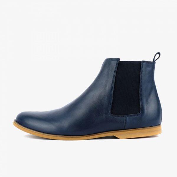 Chelsea Boots 88 Blue von Sorbas Shoes