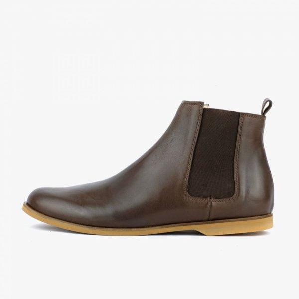 Chelsea Boots 88 Dark Brown von Sorbas Shoes