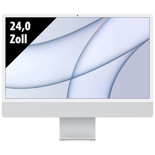 Apple iMac (2021) - Apple M1 - 8GB RAM - 256GB SSD - 24