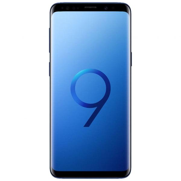 Samsung Galaxy S9 DUOS (64GB) - Coral Blue von AfB