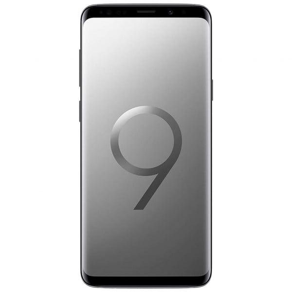 Samsung Galaxy S9 DUOS (64GB) - Titanium Gray von AfB