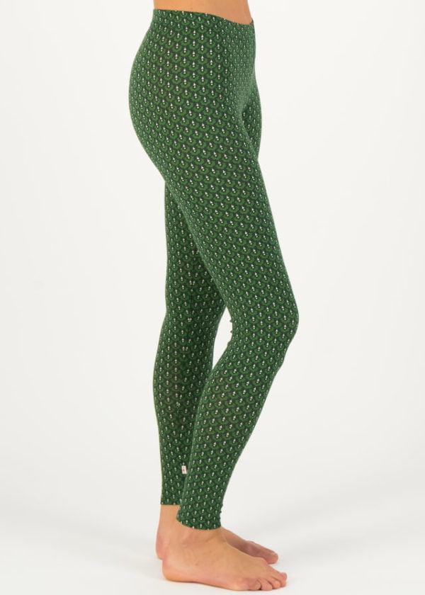 Leggings Lovely Legs Grün von blutsgeschwister
