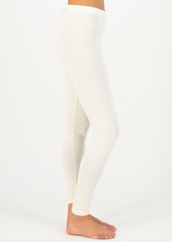 Leggings Lovely Legs Weiß von blutsgeschwister
