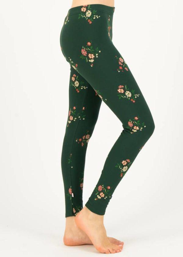 Sweat-leggings Lovely Walker Grün von blutsgeschwister