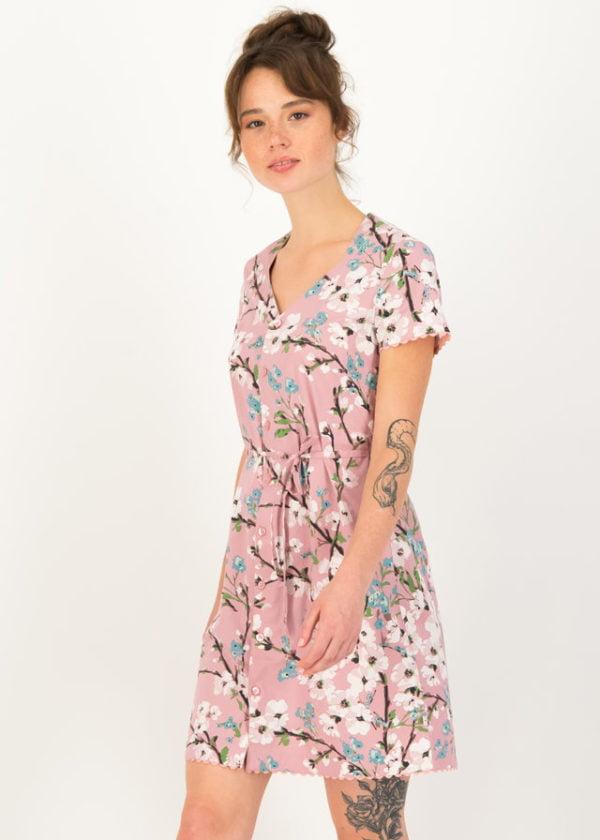 Tunika-kleid Fairy In The Garden Rosa von blutsgeschwister