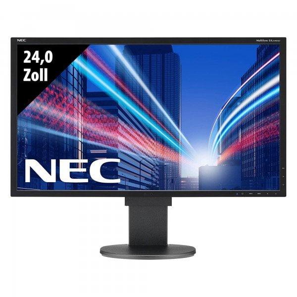 NEC MultiSync EA244WMi-BK - 24
