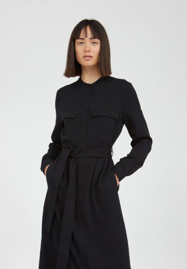 Kleid Beantaa In Black von ArmedAngels