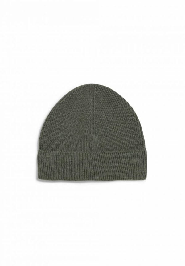 Mütze Kaarlo Solid In Icy Moss von ArmedAngels