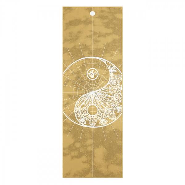 Mattentuch Yogitoes - Yindala Gold von Manduka